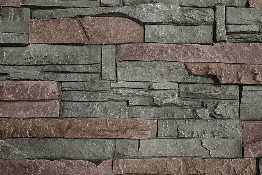 Keystone Stacked Stone