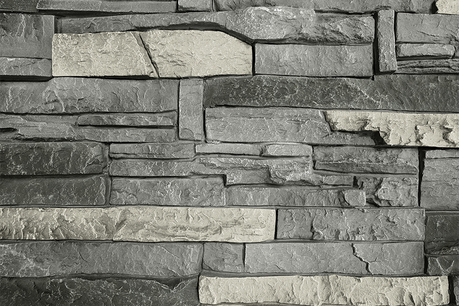 Northern Slate Stacked Stone