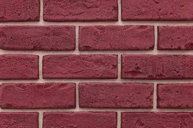 Brick Veneer Collection: Brick Veneer Panels - 4 Unique Textures & Colors